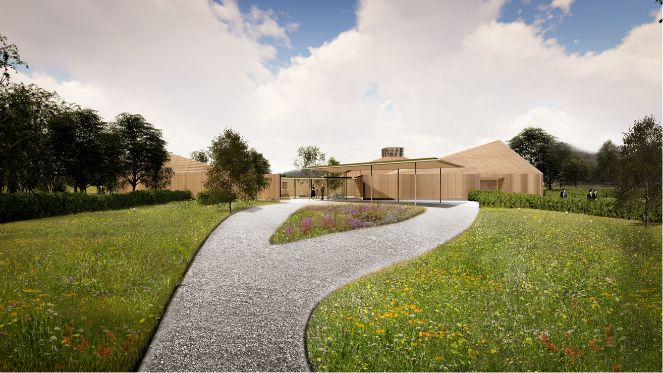 Green Light for Oxted Crematorium